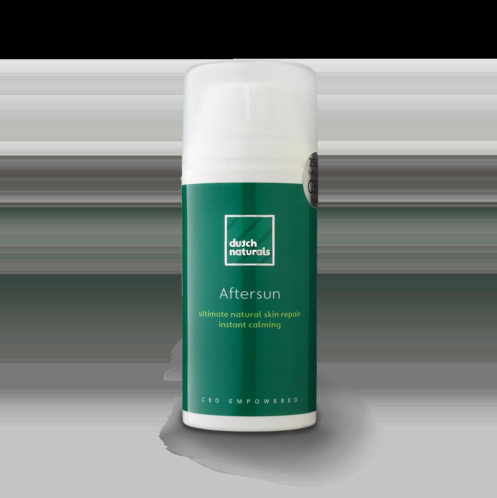 CBD Aftersun Gel by Dutchnaturals CBD skincare cosmetic gels