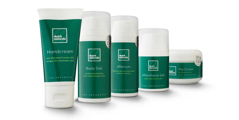 Dutchnaturals product line